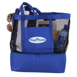 2 in 1 Beach Bag Cooler
