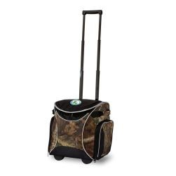 Ice River Rolling Cooler Camo